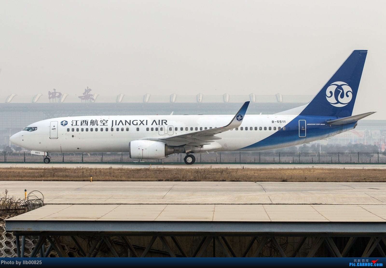 [原创]XIY——江西航空首航 BOEING 737-800 B-5511 中国西安咸阳国际机场