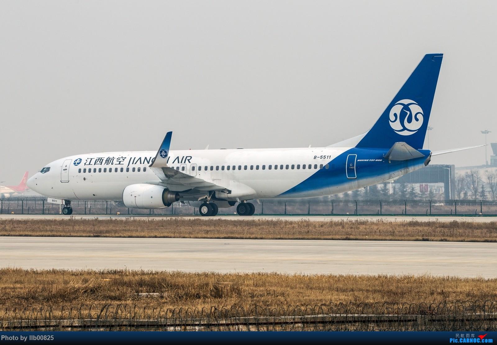 Re:[原创]XIY——江西航空首航 BOEING 737-800 B-5511 中国西安咸阳国际机场