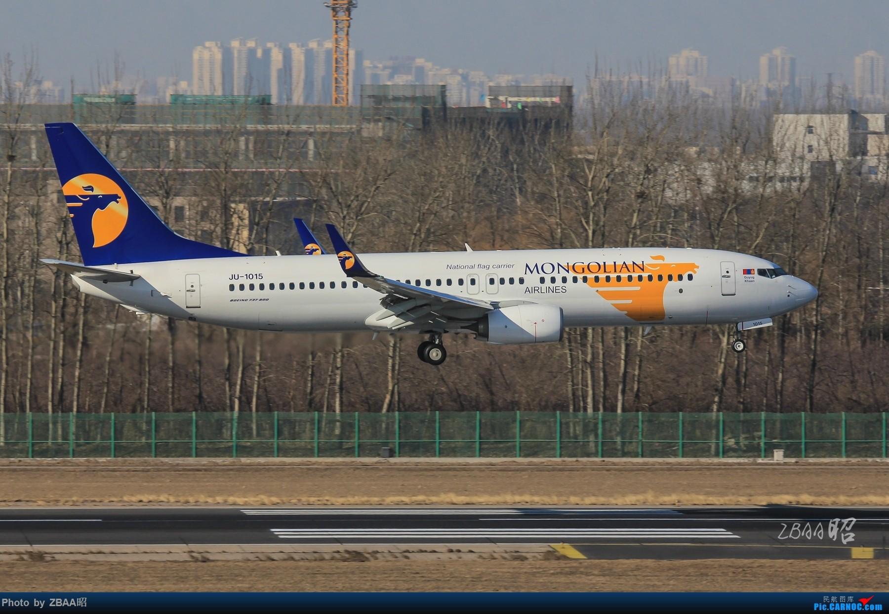 Re:[原创]飞友聚会后的独自疯狂,格林豪泰隔天怒打ZBAA 36L跑道,夜拍海航宽体机,寒风中坚守楼顶阵地 BOEING 737-800 JU-1015 中国北京首都国际机场