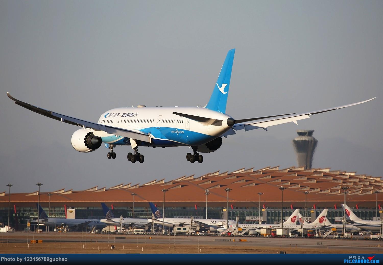 Re:[原创]久违的八卦台 BOEING 787-8 B-2762 北京首都机场