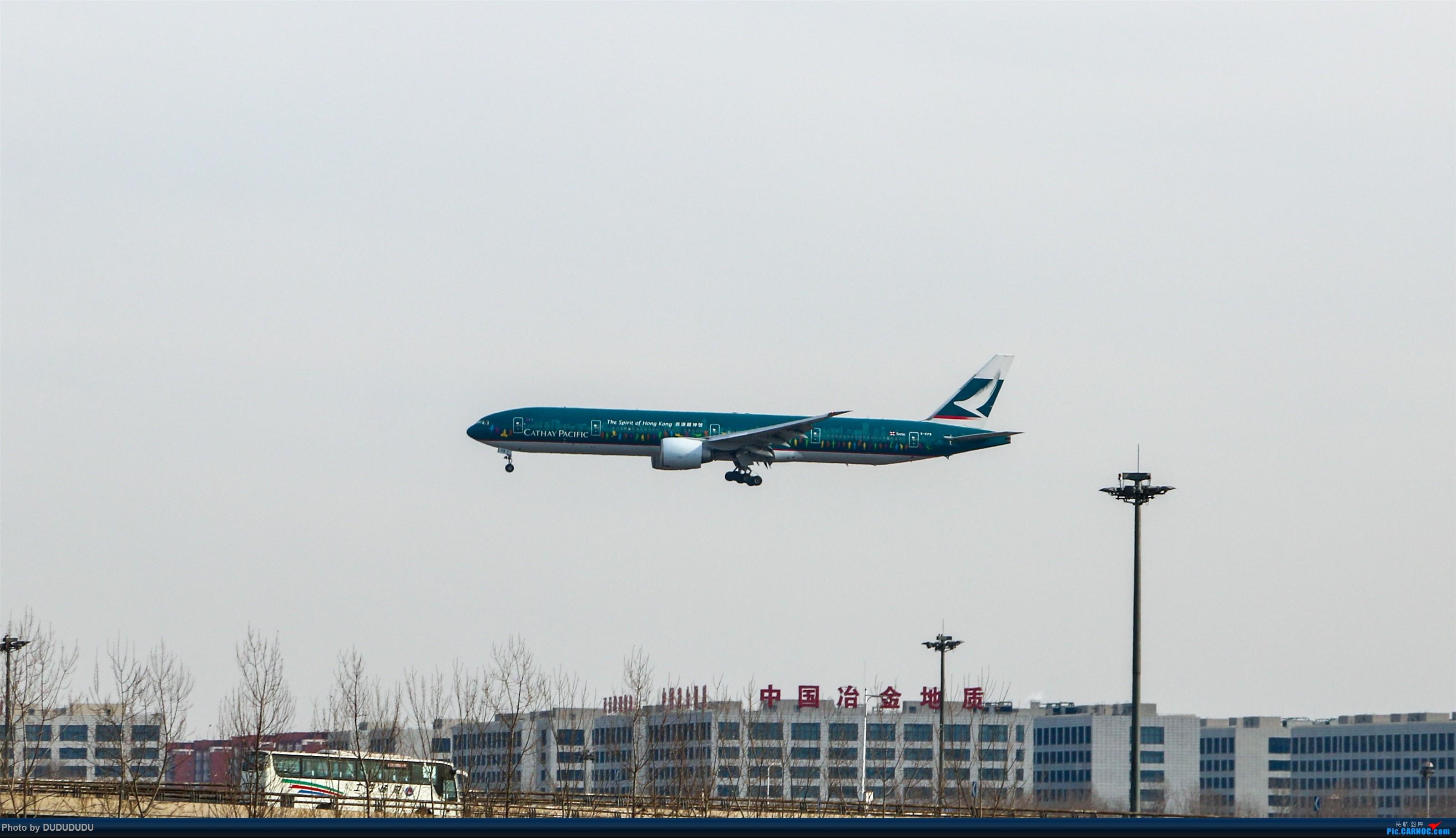 Re:[原创]【DUDUDUDU】从小白走来的这一年…… BOEING 777-300ER B-KPB 中国北京首都国际机场