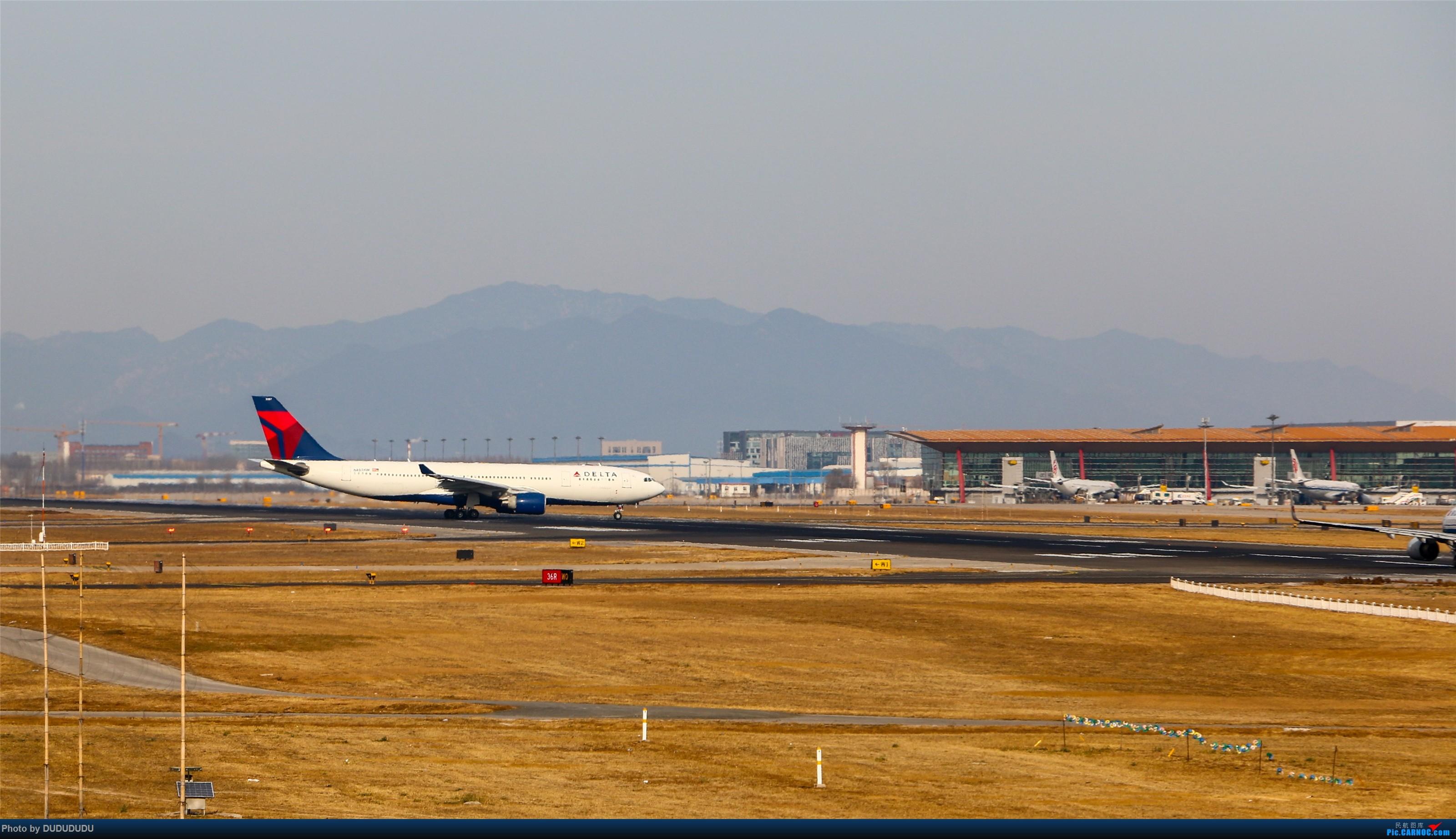 Re:[原创]【DUDUDUDU】从小白走来的这一年…… AIRBUS A330-200 N857NW 中国北京首都国际机场