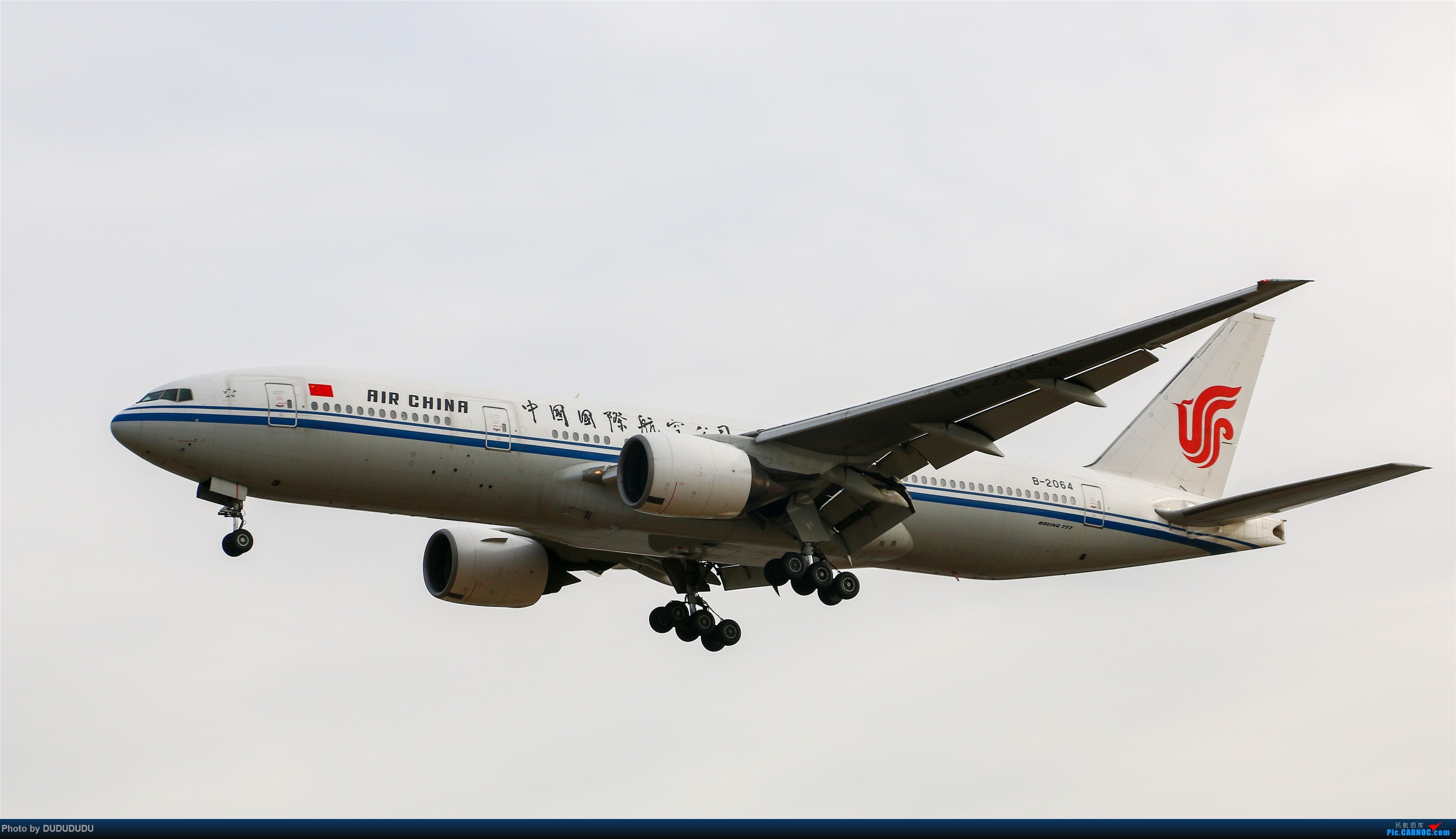 Re:[原创]【DUDUDUDU】从小白走来的这一年…… BOEING 777-200 B-2064 中国北京首都国际机场