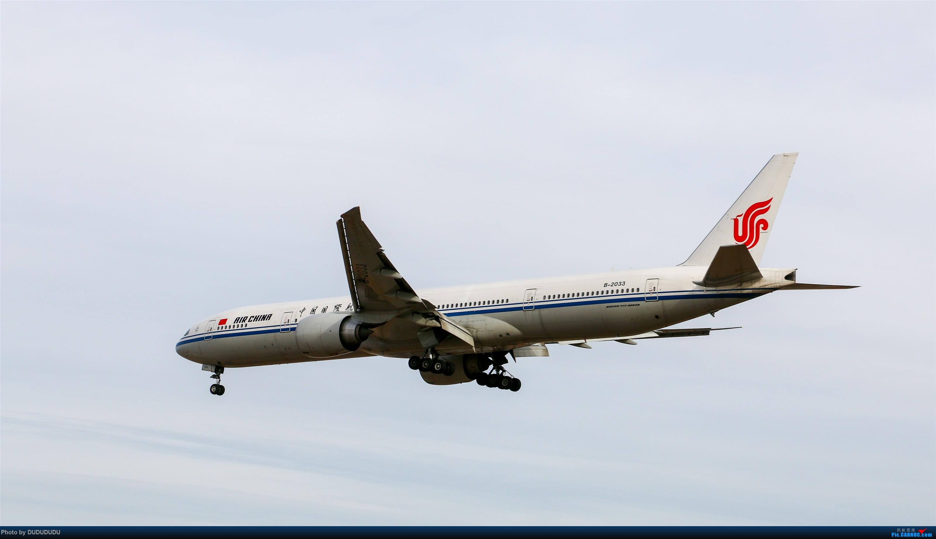 Re:[原创]【DUDUDUDU】从小白走来的这一年…… BOEING 777-300ER B-2033 中国北京首都国际机场