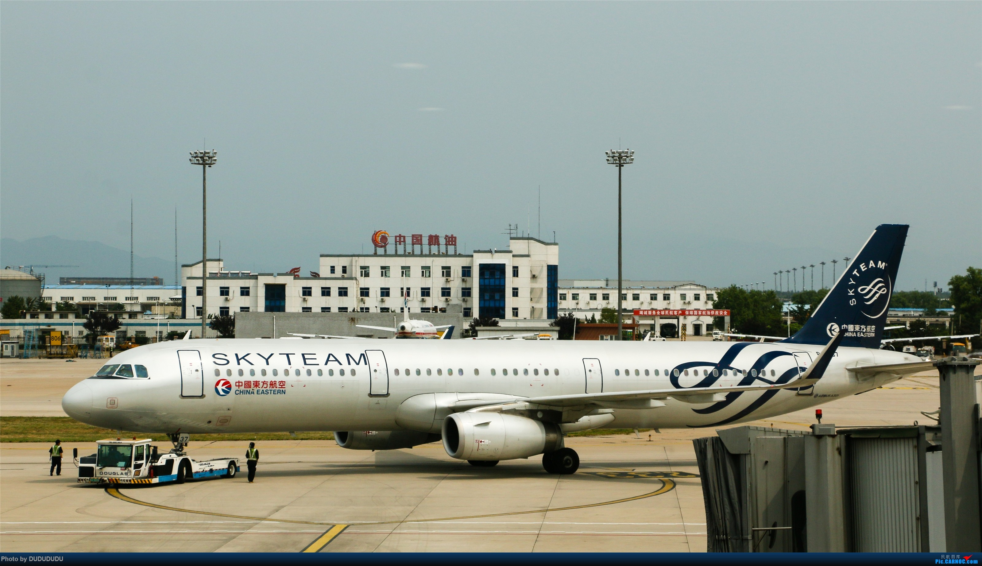 Re:[原创]【DUDUDUDU】从小白走来的这一年…… AIRBUS A321  中国北京首都国际机场