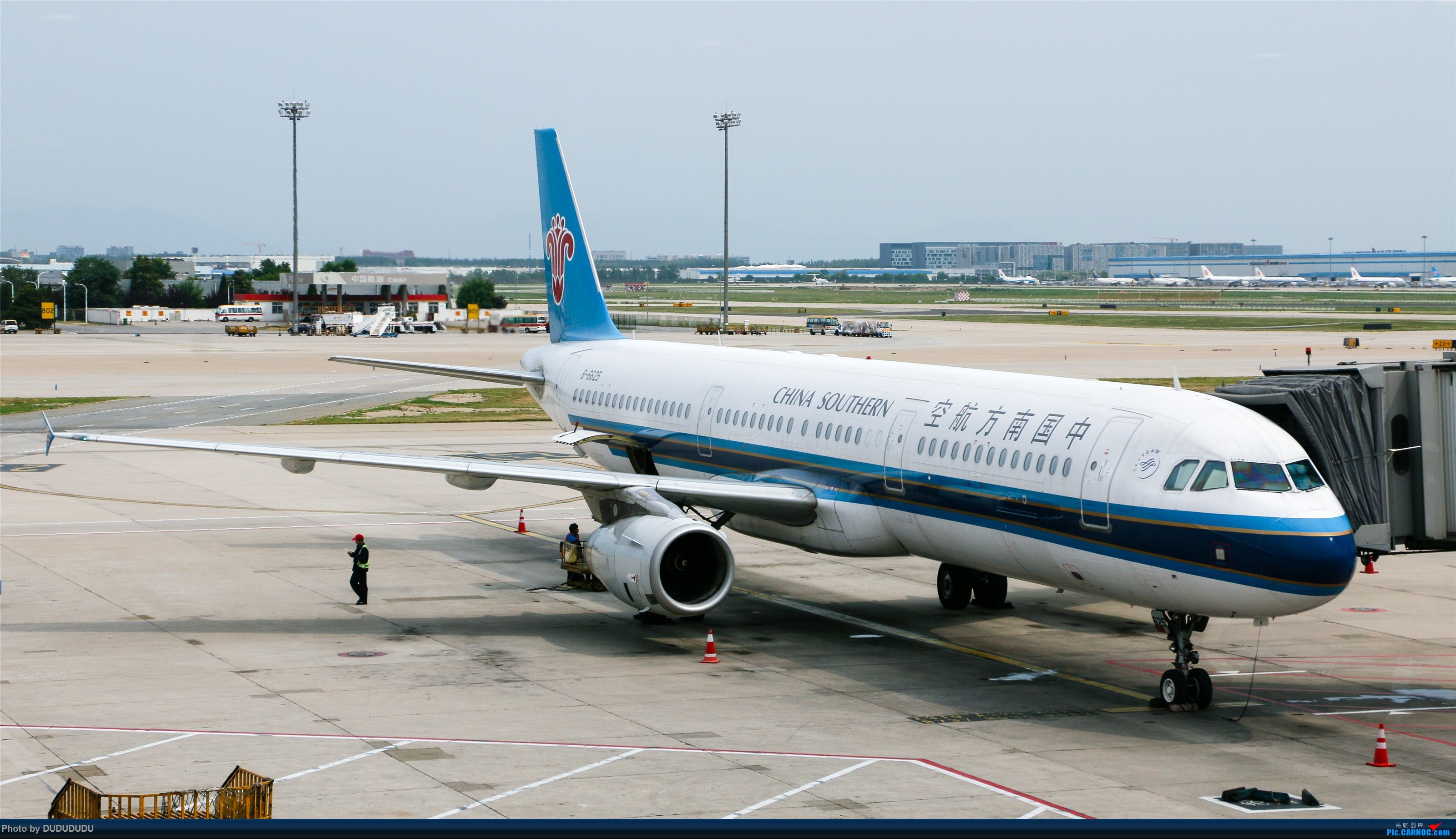 Re:[原创]【DUDUDUDU】从小白走来的这一年…… AIRBUS A321-200 B-6625 中国北京首都国际机场