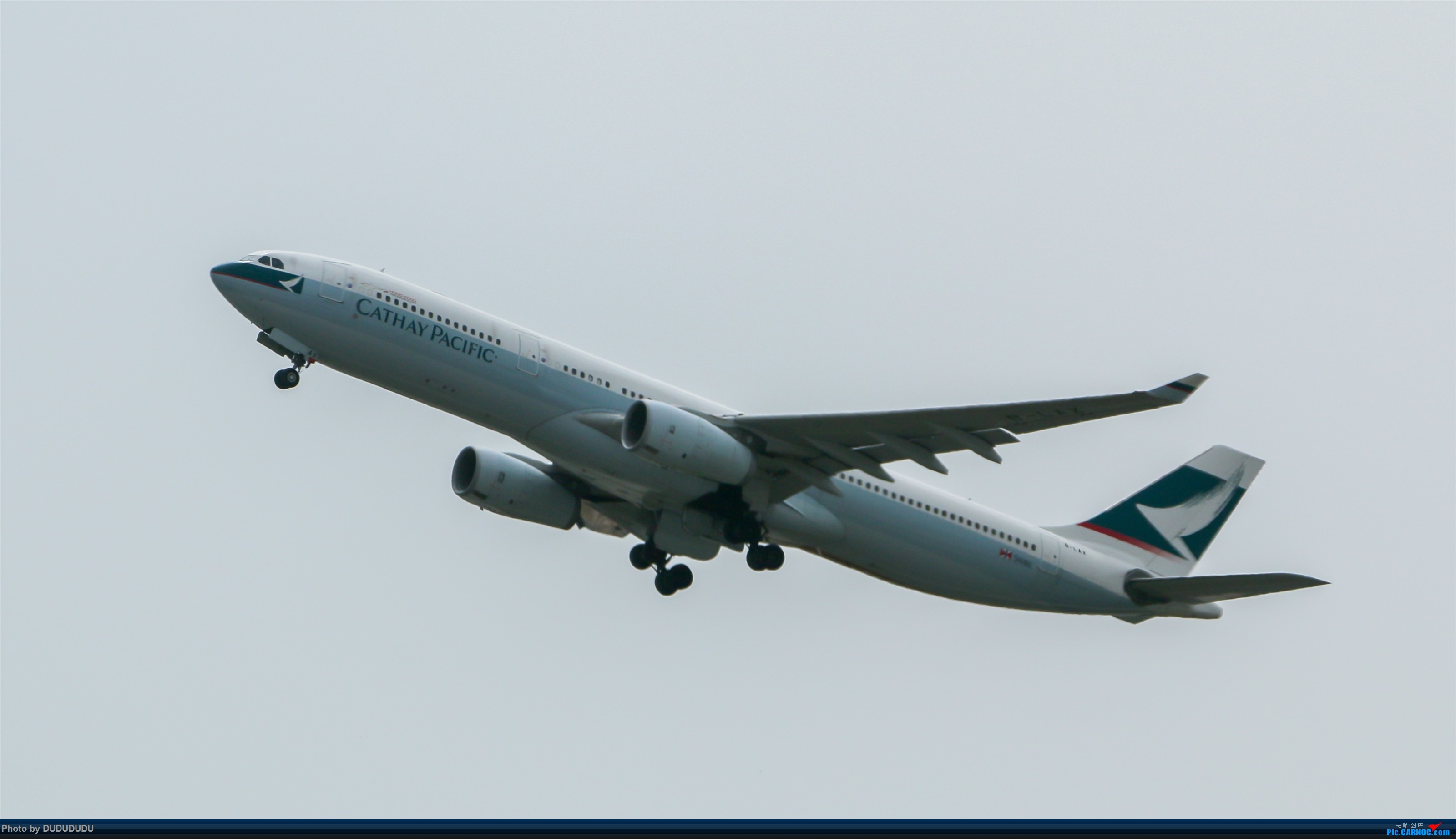 Re:[原创]【DUDUDUDU】从小白走来的这一年…… AIRBUS A330-300 B-LAX 中国北京首都国际机场