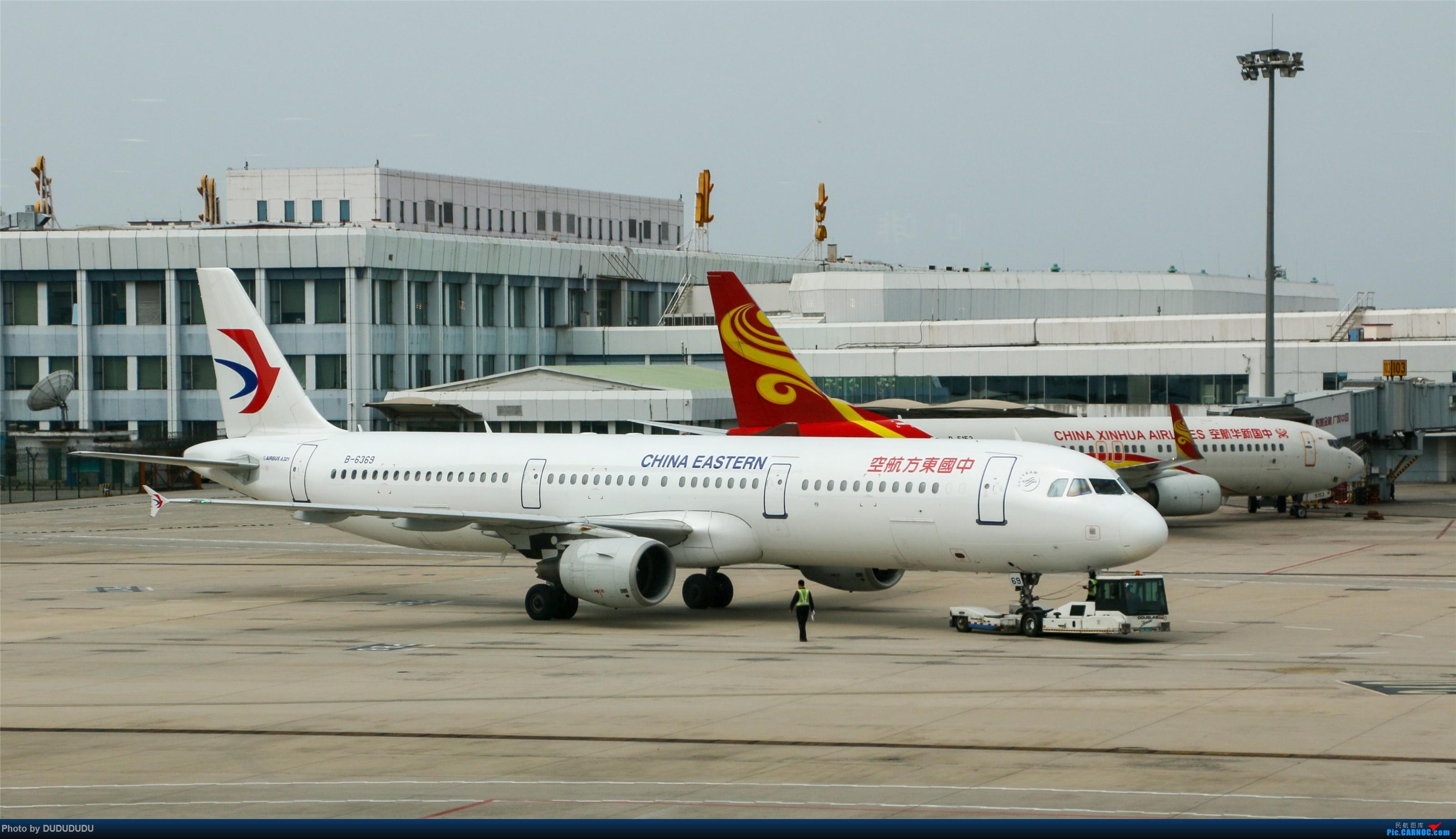 Re:[原创]【DUDUDUDU】从小白走来的这一年…… AIRBUS A321-200 B-6369 中国北京首都国际机场