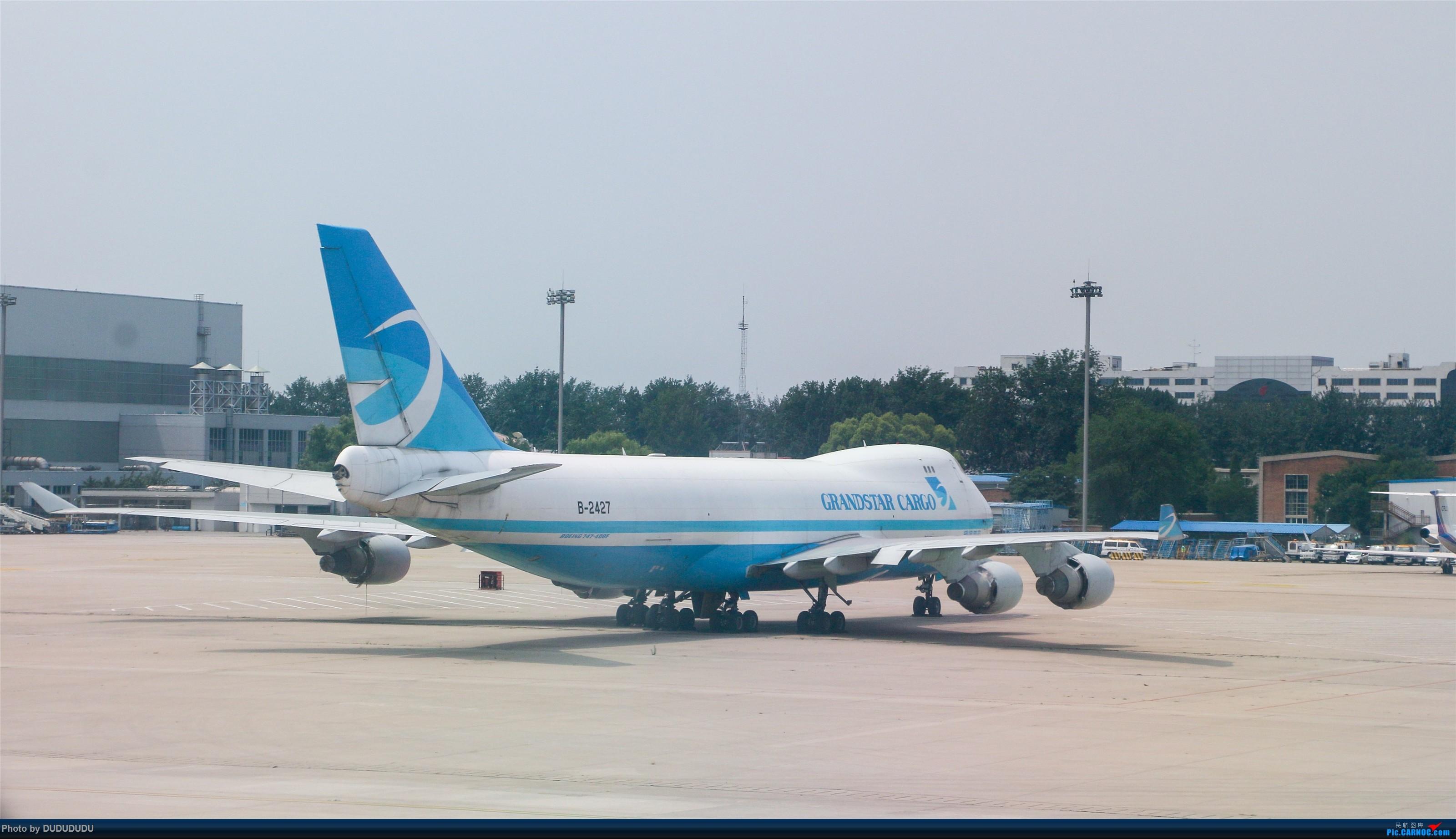 Re:[原创]【DUDUDUDU】从小白走来的这一年…… BOEING 747-400 B-2427 中国北京首都国际机场