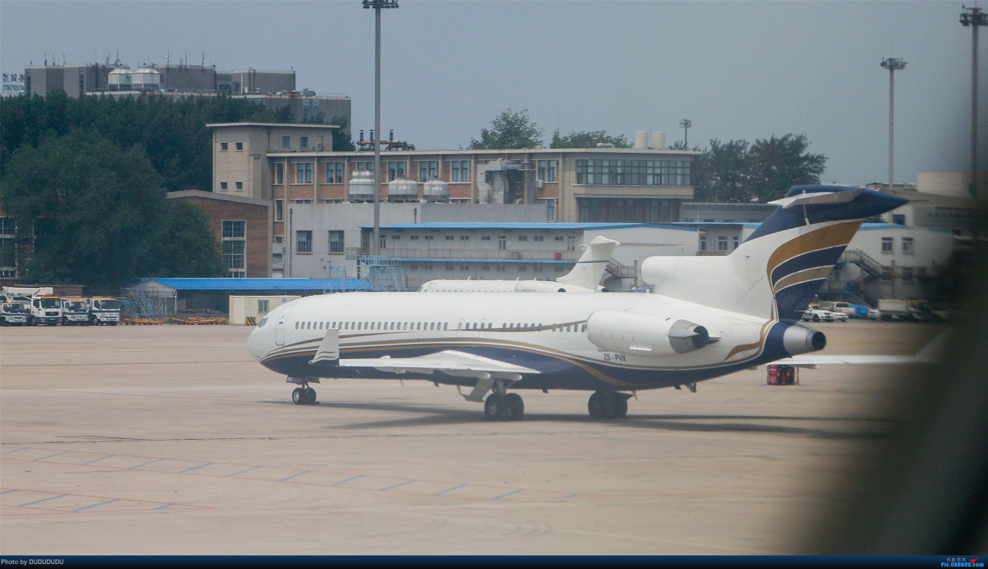 Re:[原创]【DUDUDUDU】从小白走来的这一年…… BOEING 727  中国北京首都国际机场