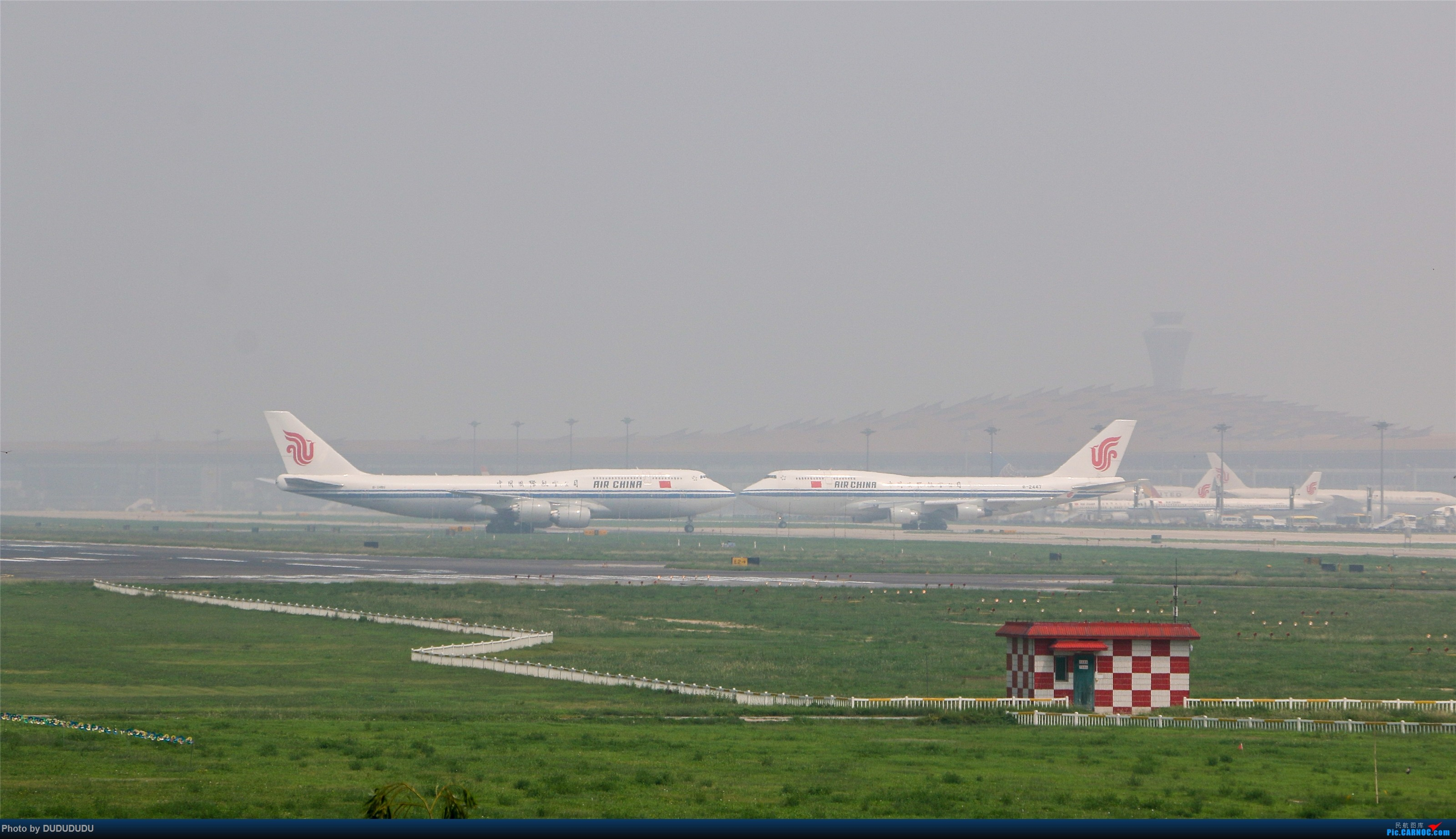 Re:[原创]【DUDUDUDU】从小白走来的这一年…… BOEING 747-8I B-2480 中国北京首都国际机场