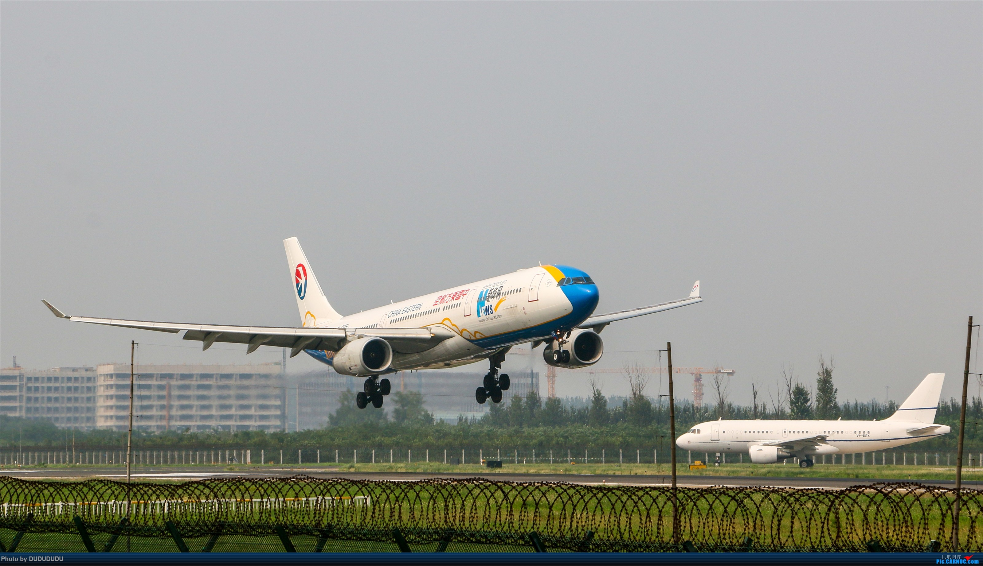 Re:[原创]【DUDUDUDU】从小白走来的这一年…… AIRBUS A330-300 B-6125 中国北京首都国际机场