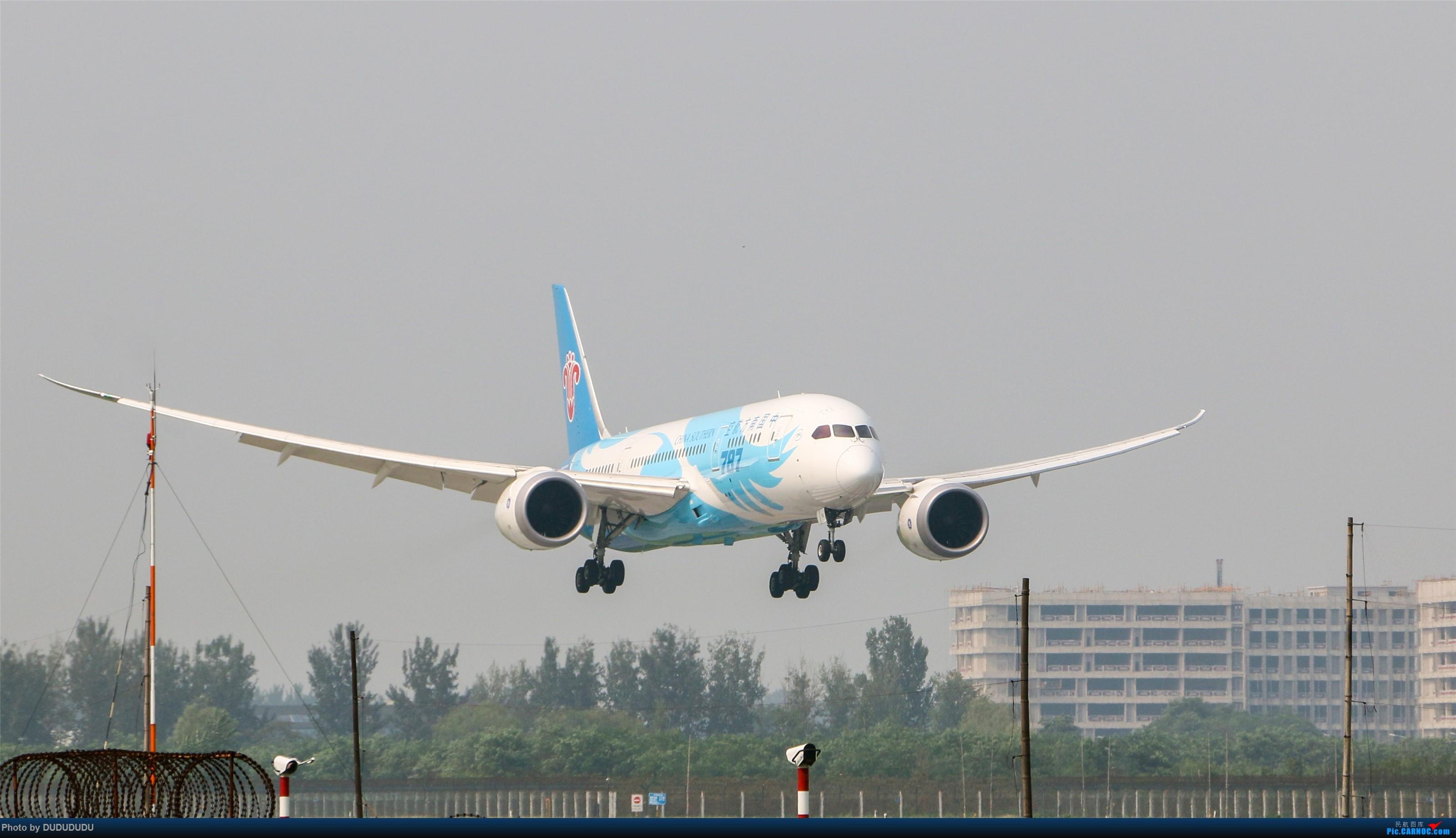 Re:[原创]【DUDUDUDU】从小白走来的这一年…… BOEING 787-8 B-2732 中国北京首都国际机场