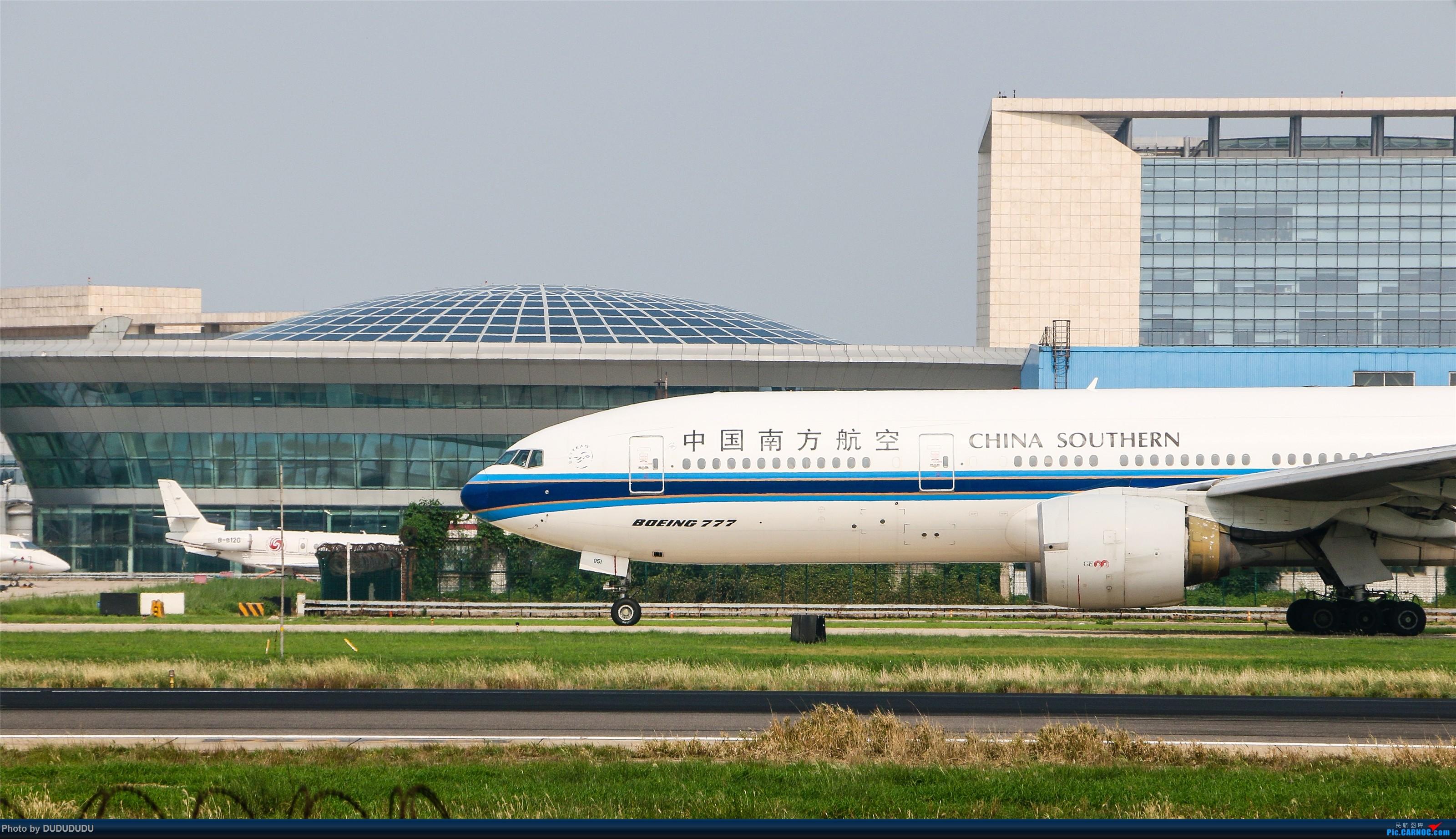 Re:[原创]【DUDUDUDU】从小白走来的这一年…… BOEING 777-200 B-2051 中国北京首都国际机场