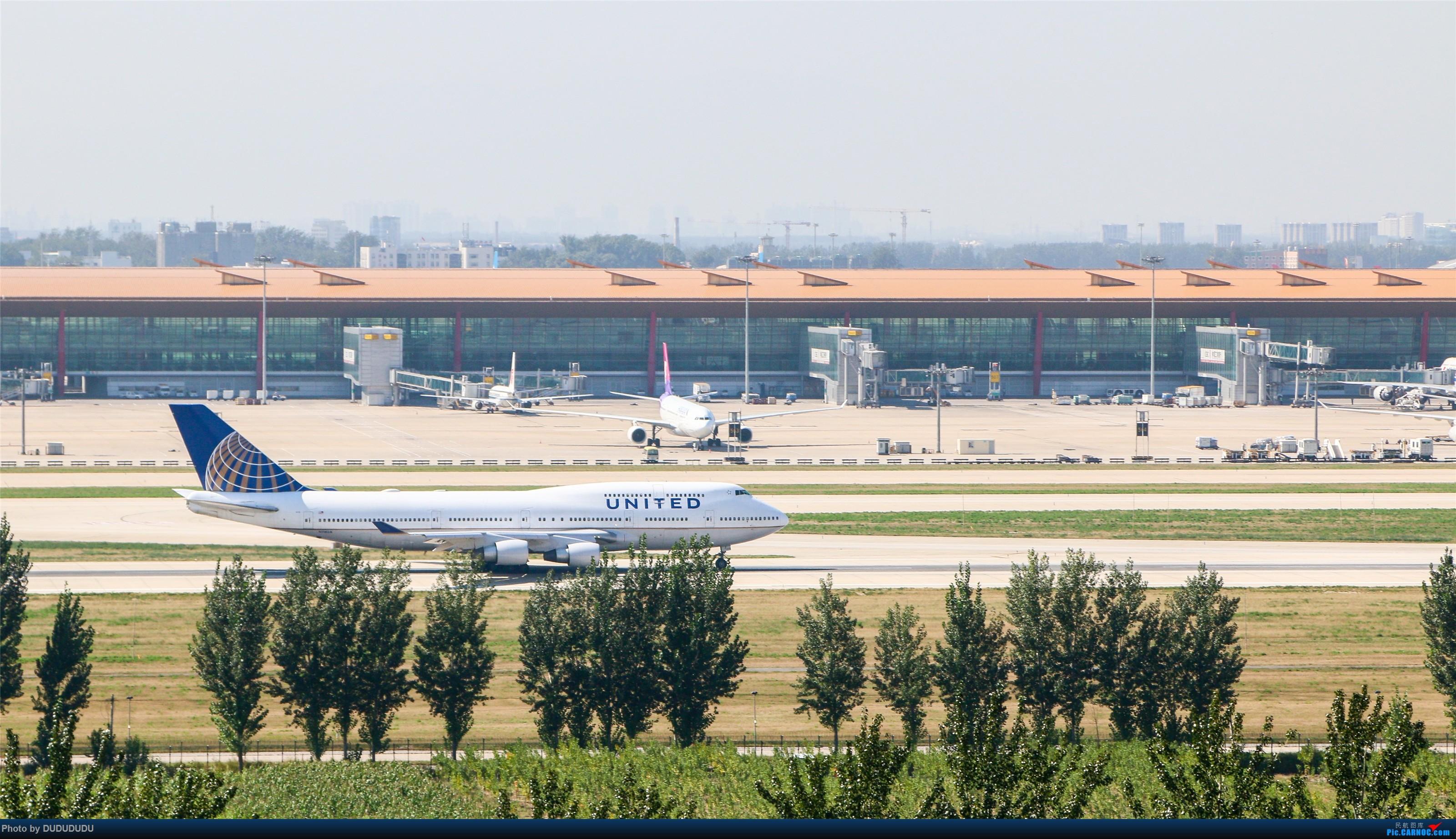 Re:[原创]【DUDUDUDU】从小白走来的这一年…… BOEING 747-400  中国北京首都国际机场