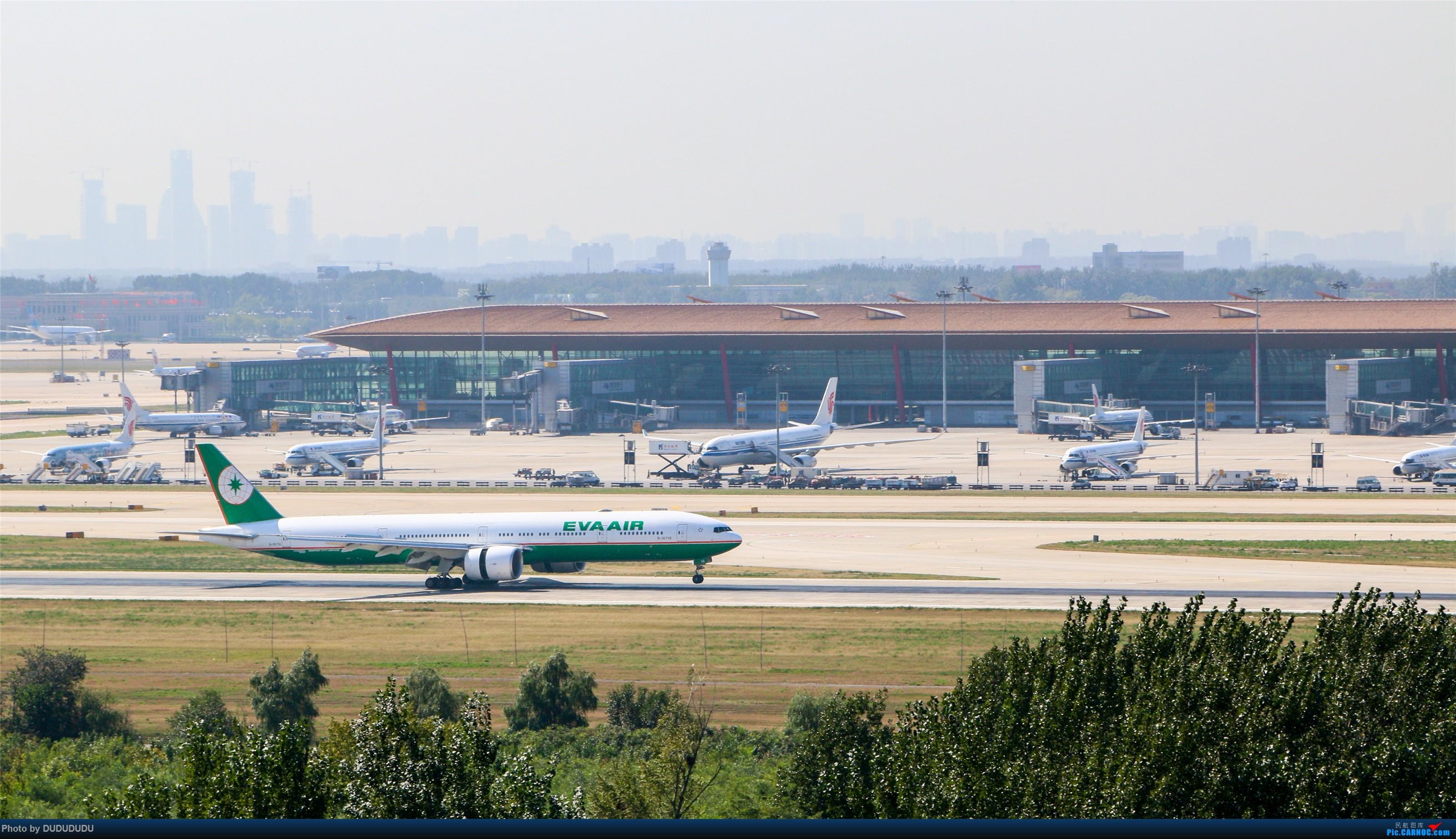 Re:[原创]【DUDUDUDU】从小白走来的这一年…… BOEING 777-200 B-16718 中国北京首都国际机场