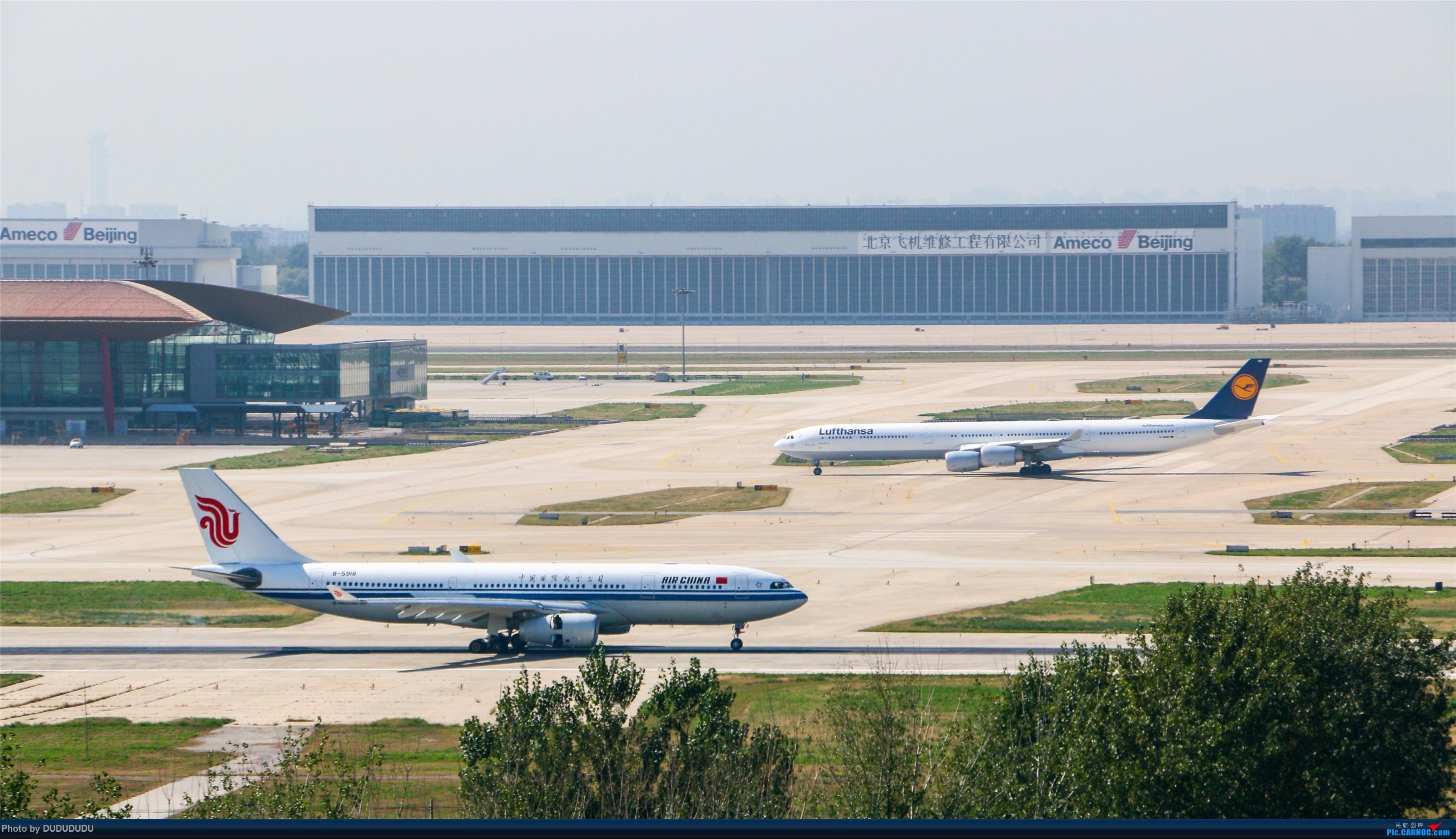 Re:[原创]【DUDUDUDU】从小白走来的这一年…… AIRBUS A330-200 B-5918 中国北京首都国际机场