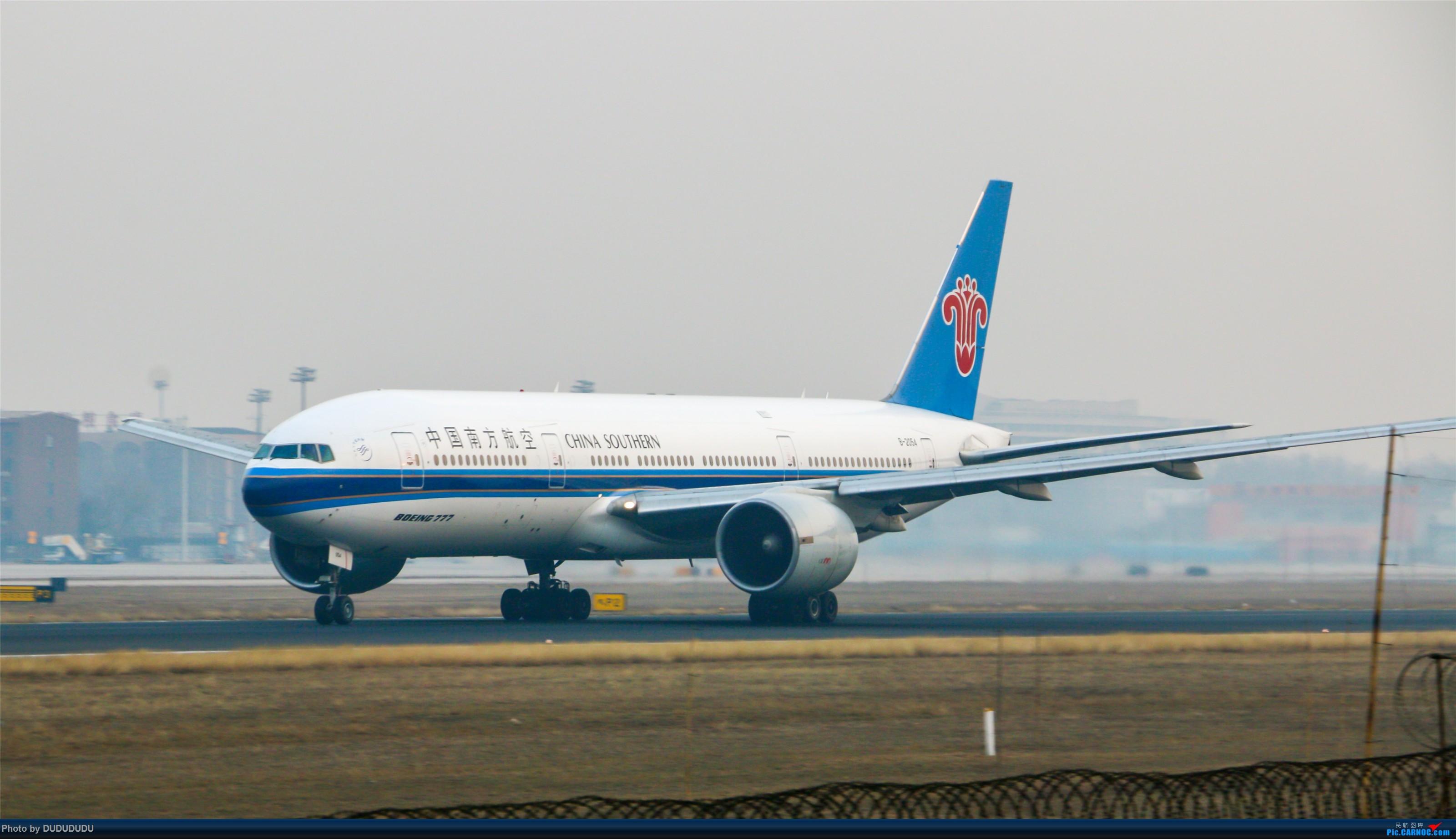 Re:[原创]【DUDUDUDU】从小白走来的这一年…… BOEING 777-200 B-2054 中国北京首都国际机场