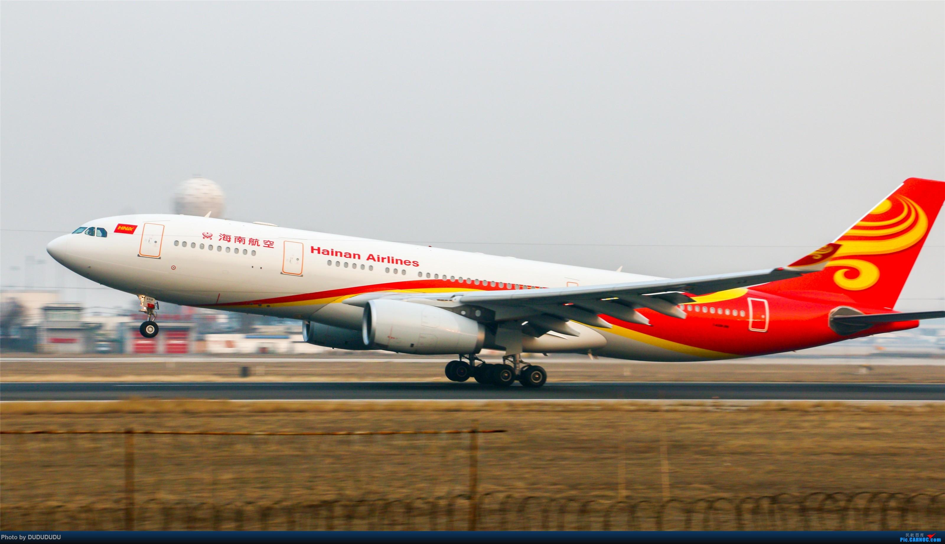 Re:[原创]【DUDUDUDU】从小白走来的这一年…… AIRBUS A330-200 B-6519 中国北京首都国际机场