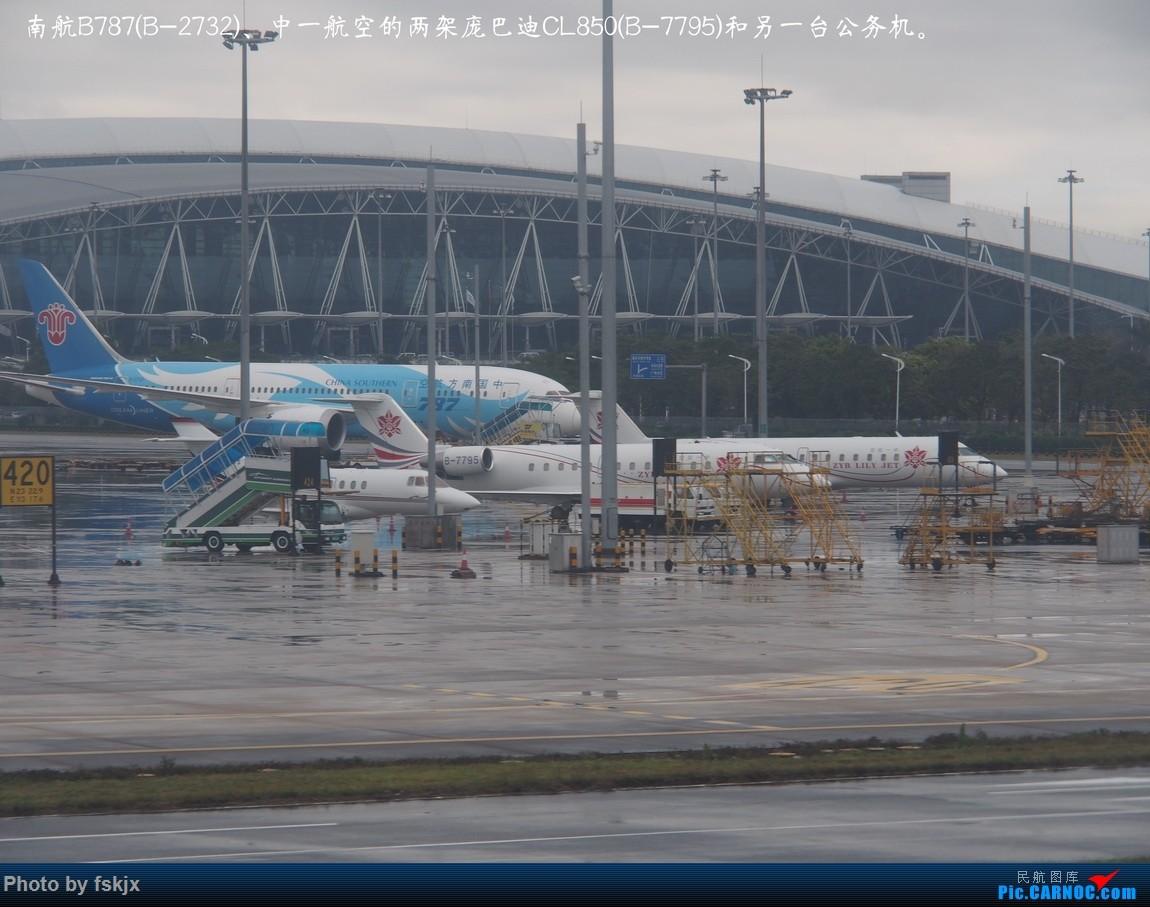【fskjx的飞行游记☆25】慢游曼谷 BOEING 787-8 B-2732 中国广州白云国际机场