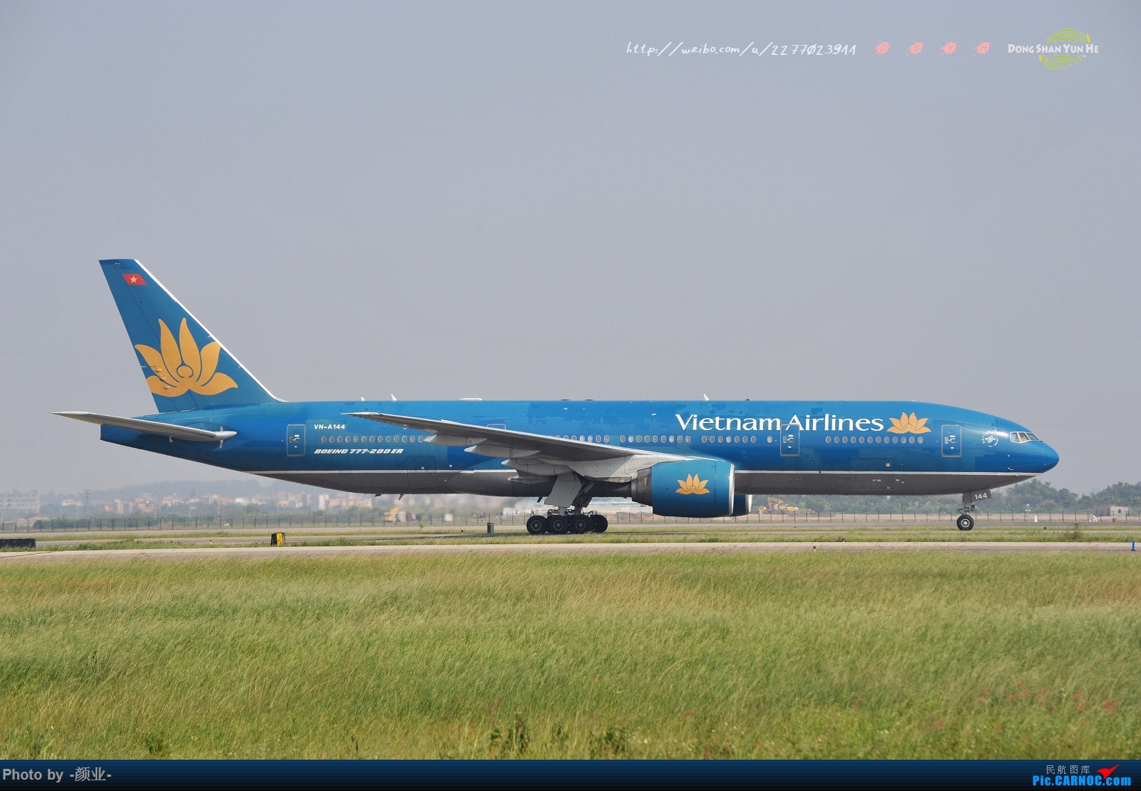 Re:[原创]ZGGG(广州CAN)的波音777系列-继续更新 BOEING 777-200 VN-A144 中国广州白云国际机场
