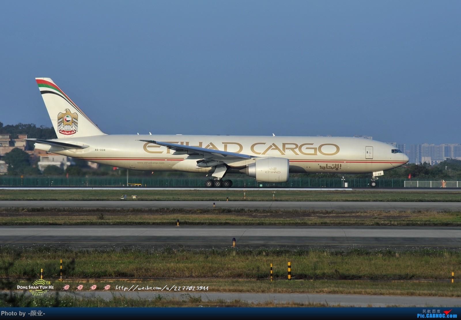 Re:[原创]ZGGG(广州CAN)的波音777系列-继续更新 BOEING 777-200 A6-DDB 中国广州白云国际机场