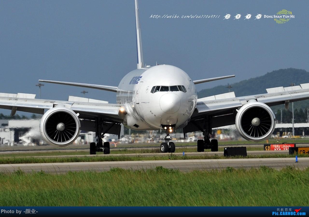 Re:[原创]ZGGG(广州CAN)的波音777系列-继续更新 BOEING 777-200