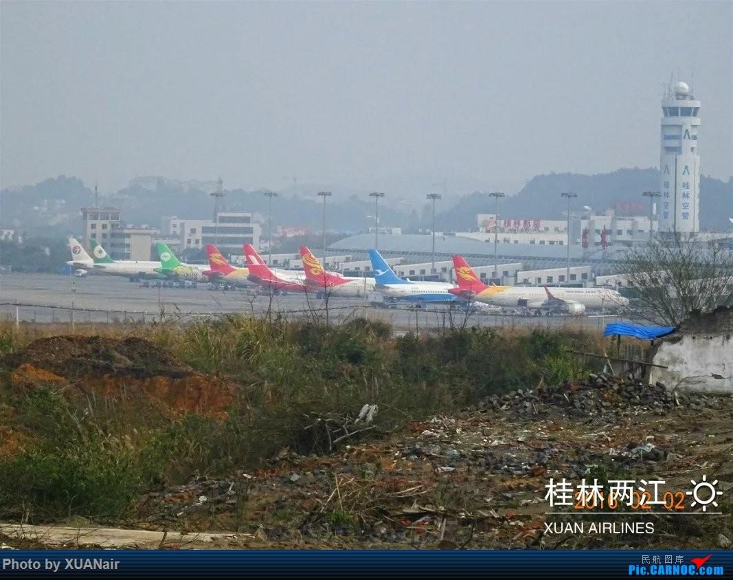 楼主[原创]桂林两江国际机场 2016-02-06 23:20:41.图片