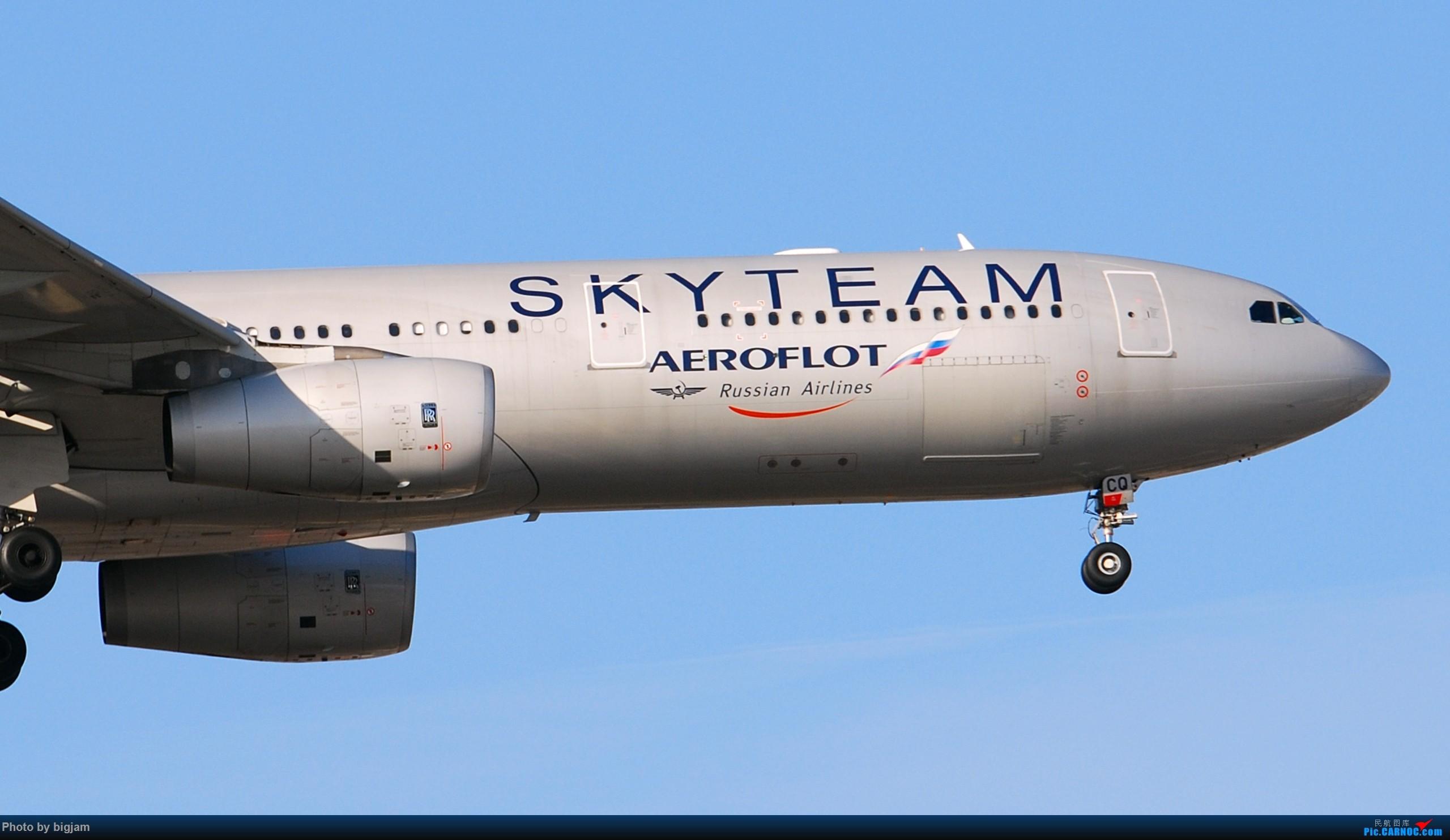 Re:羊年最后一拍,飞友们猴年大吉大利万事如意。 A330-343 VQ-BCQ 中国北京首都国际机场
