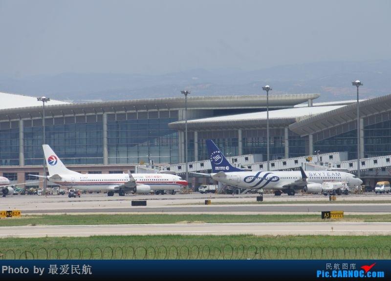 [原创]小地方,大发现,太原武宿机场半年来的拍机记录    中国太原武宿国际机场