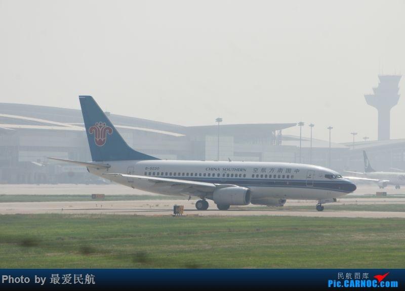 Re:[原创]小地方,大发现,太原武宿机场半年来的拍机记录 BOEING 737-700 B-5230 中国太原武宿国际机场