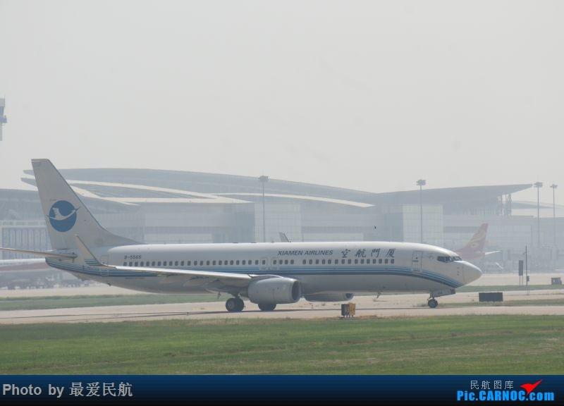 Re:[原创]小地方,大发现,太原武宿机场半年来的拍机记录 BOEING 737-800 B-5565 中国太原武宿国际机场