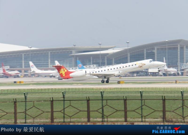 Re:[原创]小地方,大发现,太原武宿机场半年来的拍机记录 EMBRAER ERJ-145 B-3093 中国太原武宿国际机场
