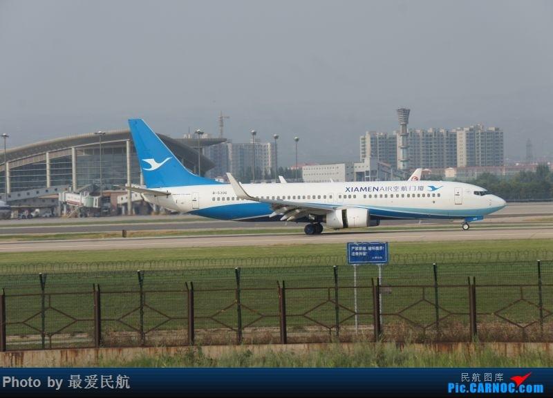 Re:[原创]小地方,大发现,太原武宿机场半年来的拍机记录 BOEING 737-800 B-5306 中国太原武宿国际机场