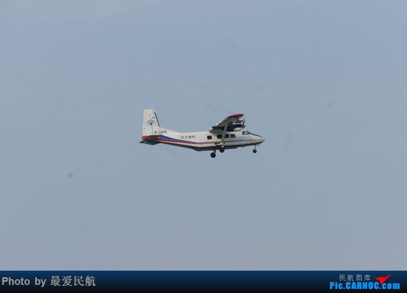 Re:[原创]小地方,大发现,太原武宿机场半年来的拍机记录 HAFEI Y12II B-3817 中国太原武宿国际机场