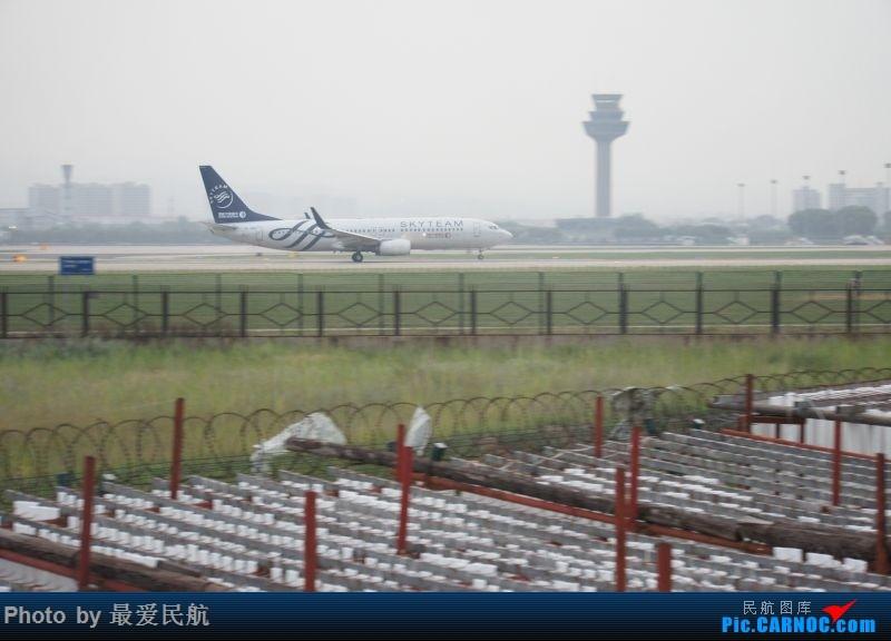 Re:[原创]小地方,大发现,太原武宿机场半年来的拍机记录 BOEING 737-800 B-1981 中国太原武宿国际机场