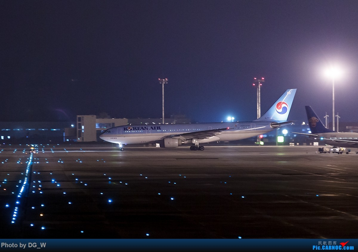 Re:[原创]【南宁飞友】寒夜守候大韩332,也是新年吴圩头班宽体机 AIRBUS A320-200 HL-7552 中国南宁吴圩国际机场