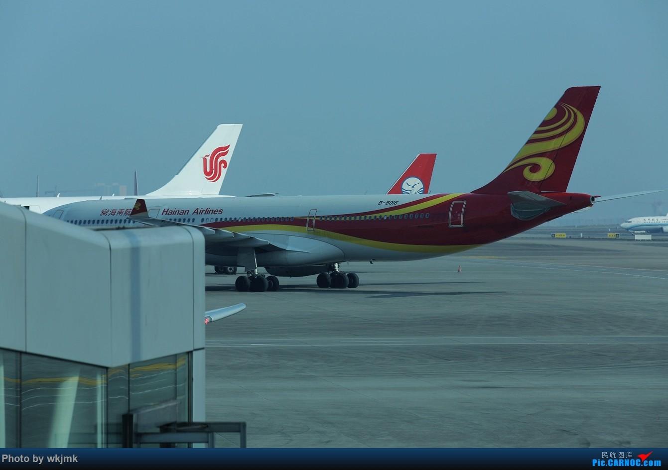 Re:[原创]广州拍即之旅 AIRBUS A330-300 B-8016 中国重庆江北国际机场