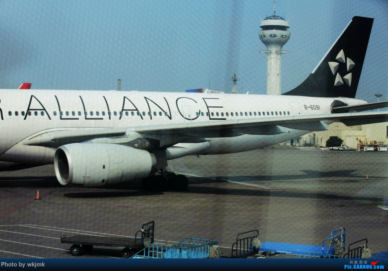Re:[原创]广州拍即之旅 AIRBUS A330-200 B-6091 中国重庆江北国际机场