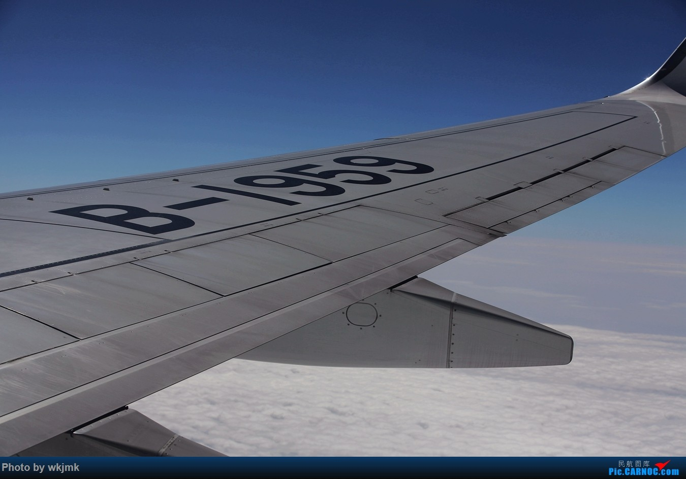 Re:[原创]广州拍即之旅 BOEING 737-800 B-1959