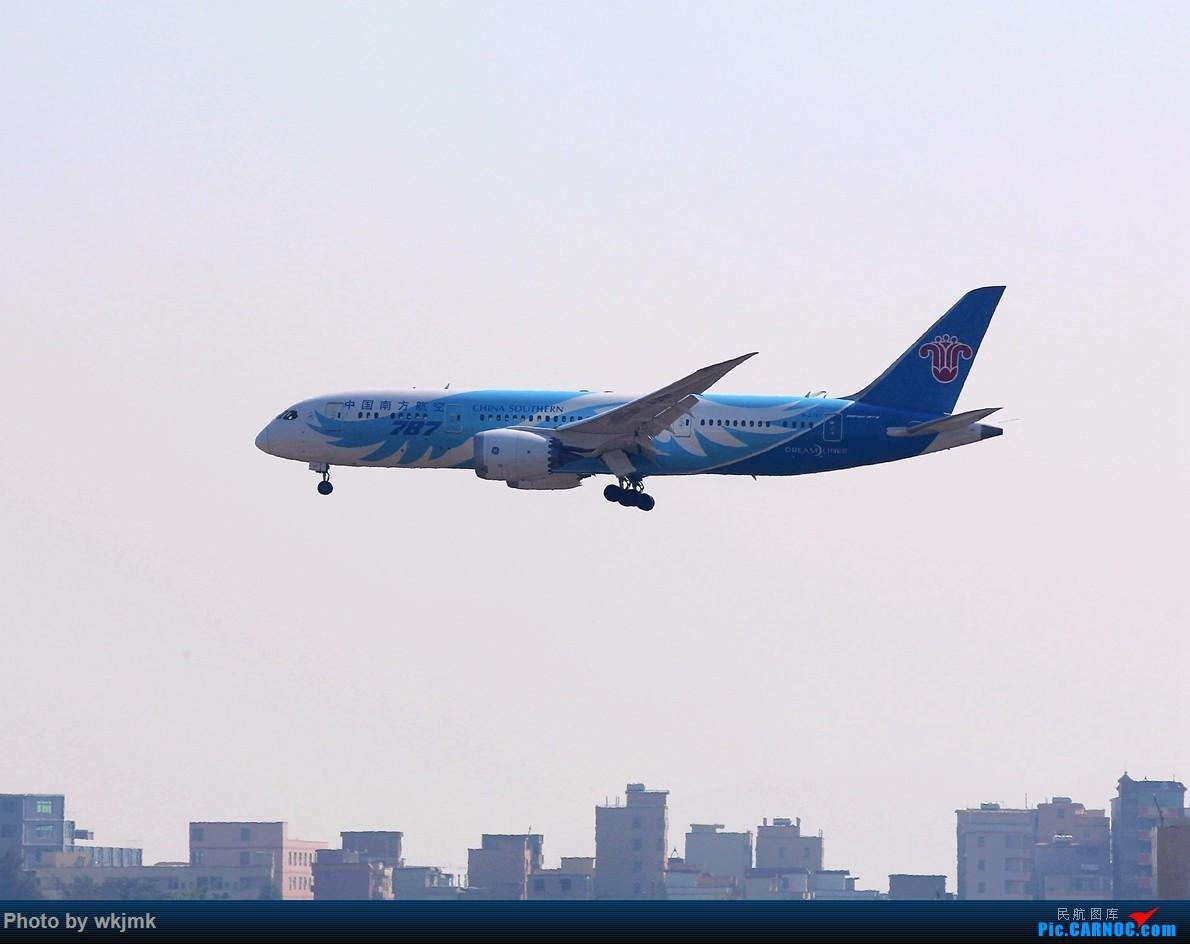 Re:[原创]广州拍即之旅 BOEING 787-8 B-2787 中国广州白云国际机场