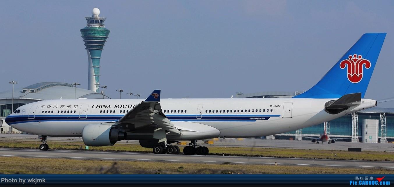 Re:[原创]广州拍即之旅 AIRBUS A330-200 B-6532 中国广州白云国际机场