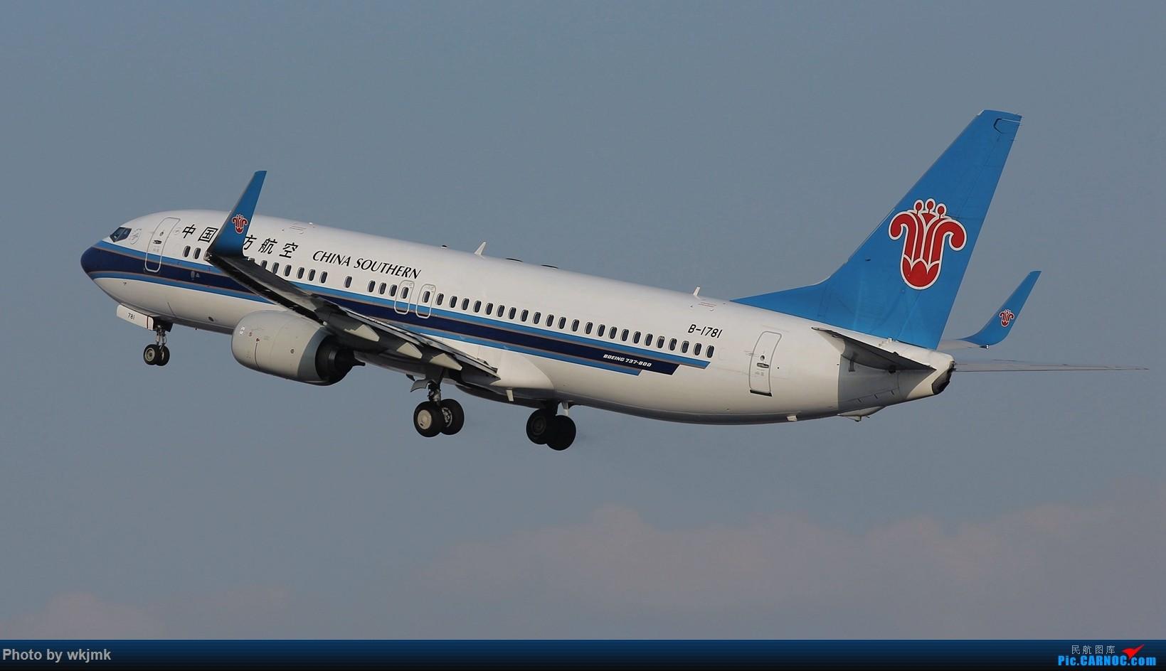 Re:[原创]广州拍即之旅 BOEING 737-800 B-1761 中国广州白云国际机场