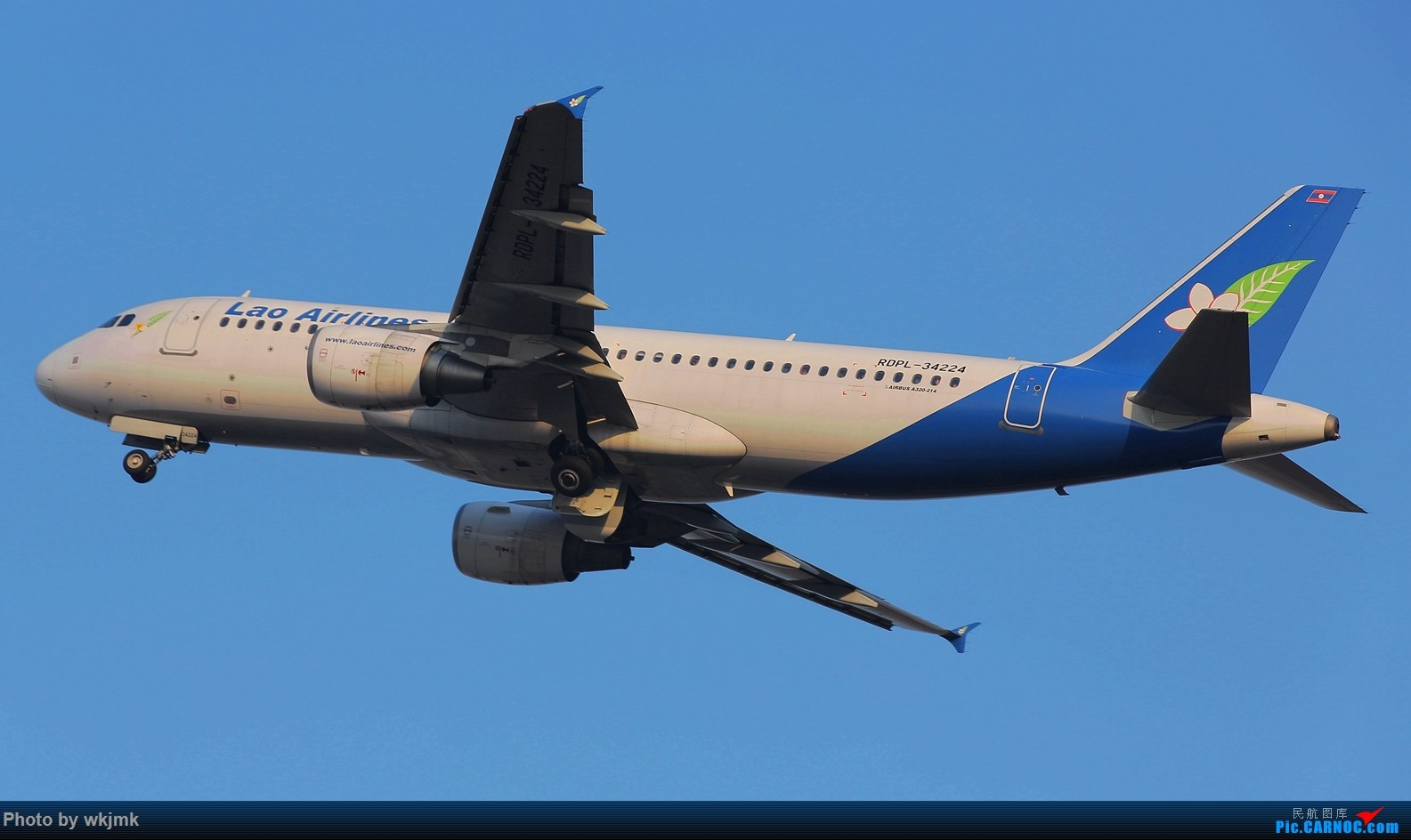 Re:广州拍即之旅 AIRBUS A321-200 RDPL-34224 中国广州白云国际机场