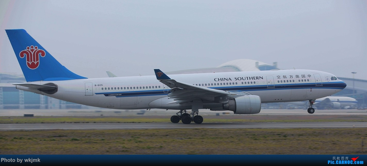 Re:[原创]广州拍即之旅 AIRBUS A330-200 B-6135 中国广州白云国际机场