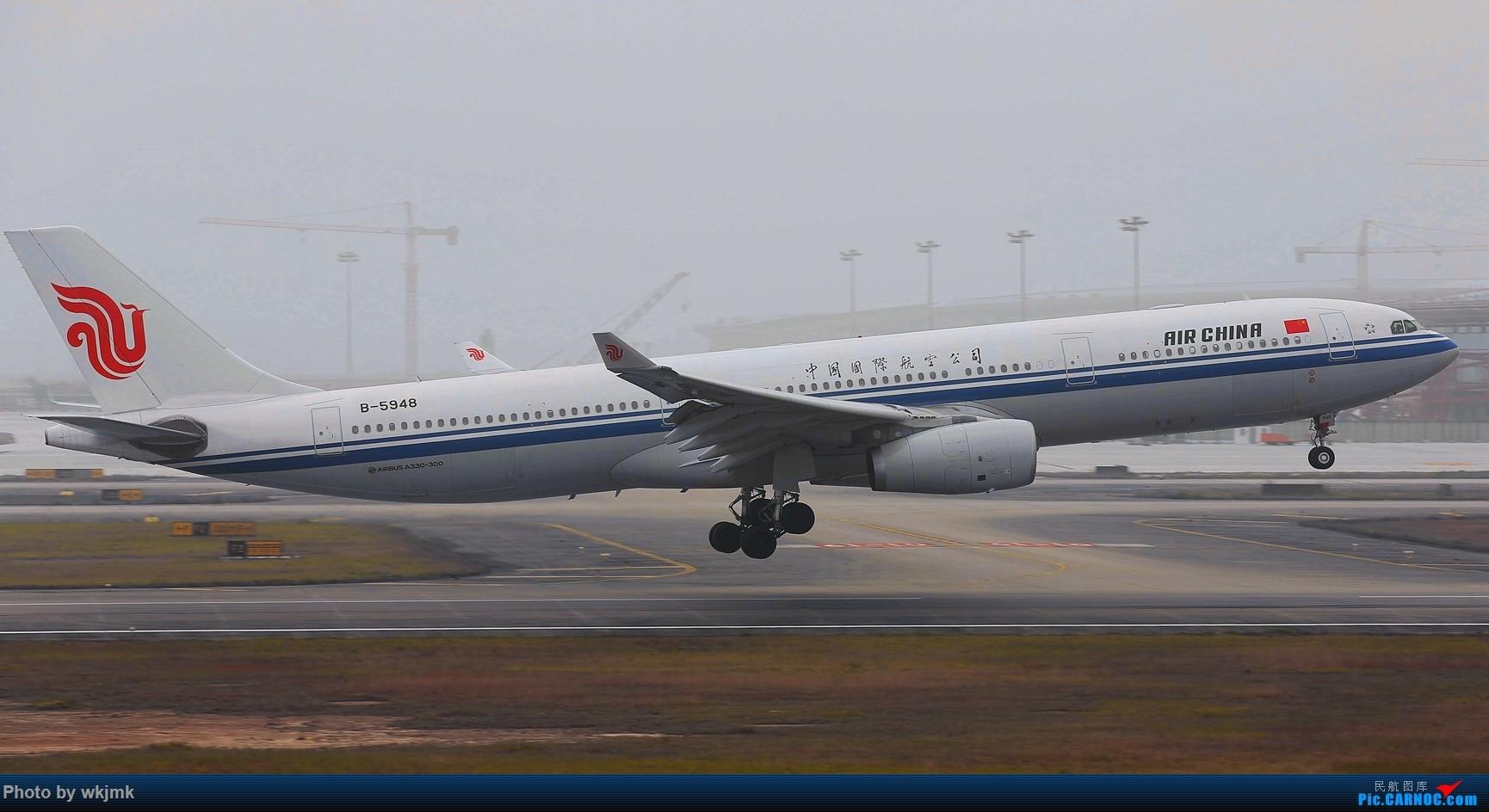 Re:[原创]广州拍即之旅 AIRBUS A330-300 B-5948 中国广州白云国际机场