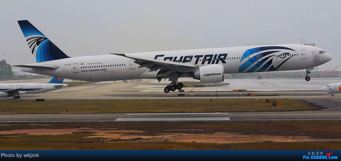Re:[原创]广州拍即之旅 BOEING 777-300ER  中国广州白云国际机场