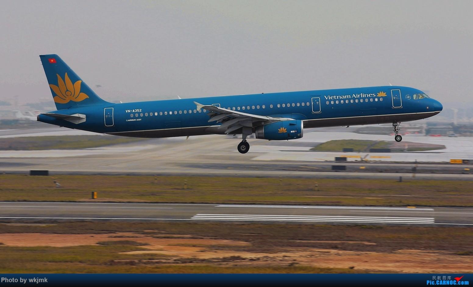 Re:[原创]广州拍即之旅 AIRBUS A321  中国广州白云国际机场