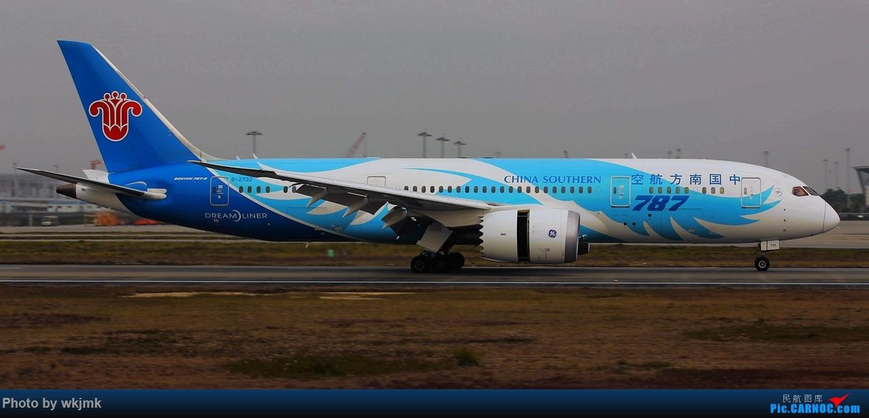 Re:[原创]广州拍即之旅 BOEING 787-8 B-2732 中国广州白云国际机场