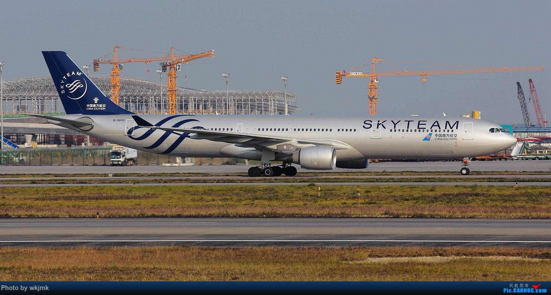 Re:[原创]广州拍即之旅 AIRBUS A330-300 B-5970 中国广州白云国际机场